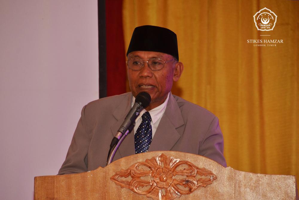 Lima Nasihat Ketua STIKes Hamzar untuk Lulusan Profesi Ners Angkatan III