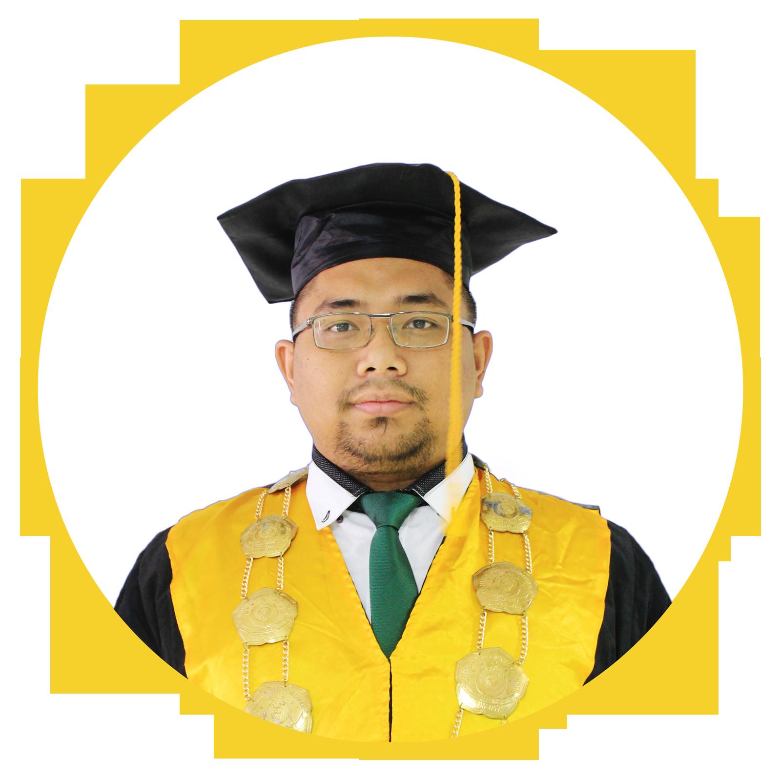 Muhammad Fadlurrahman, S.Kom