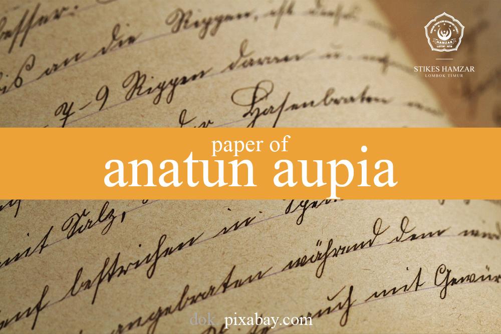 FINAL VERSION PAPER ANATUN AUPIA DIPUBLIKASIKAN ELSEVIER