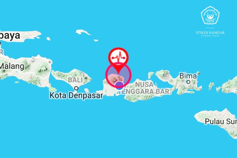 Ucapan Belasungkawa STIKes Hamzar untuk Korban Gempa Bumi Lombok 6.4 SR