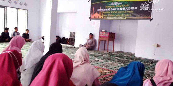 BEM STIKes Hamzar Ajak Seluruh Sivitas Akademika Peringati Maulid Nabi