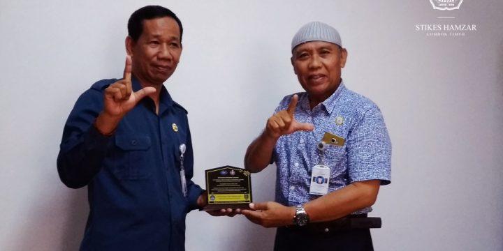 STIKes Hamzar Terima Kunjungan Kantor Bahasa NTB