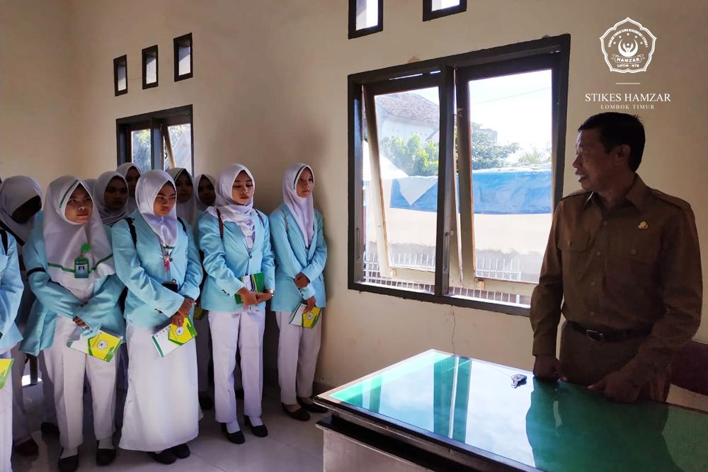 Setelah Prosesi Penyerahan, Mahasiswa PKL STIKes Hamzar Langsung Pendataan Warga