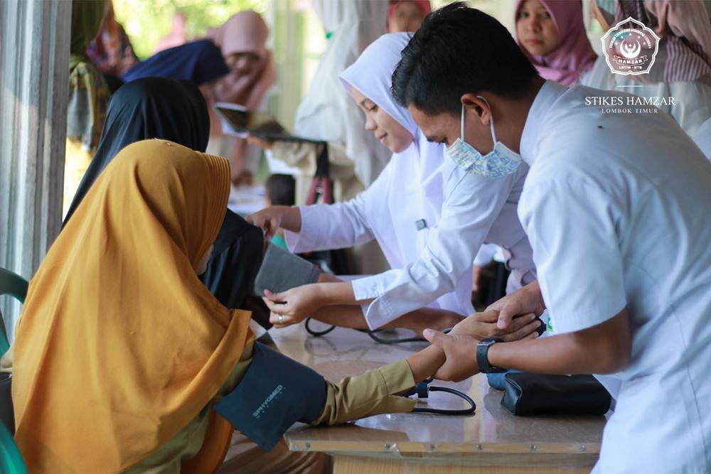 Pelayanan KB Gratis untuk Desa Binaan STIKes Hamzar
