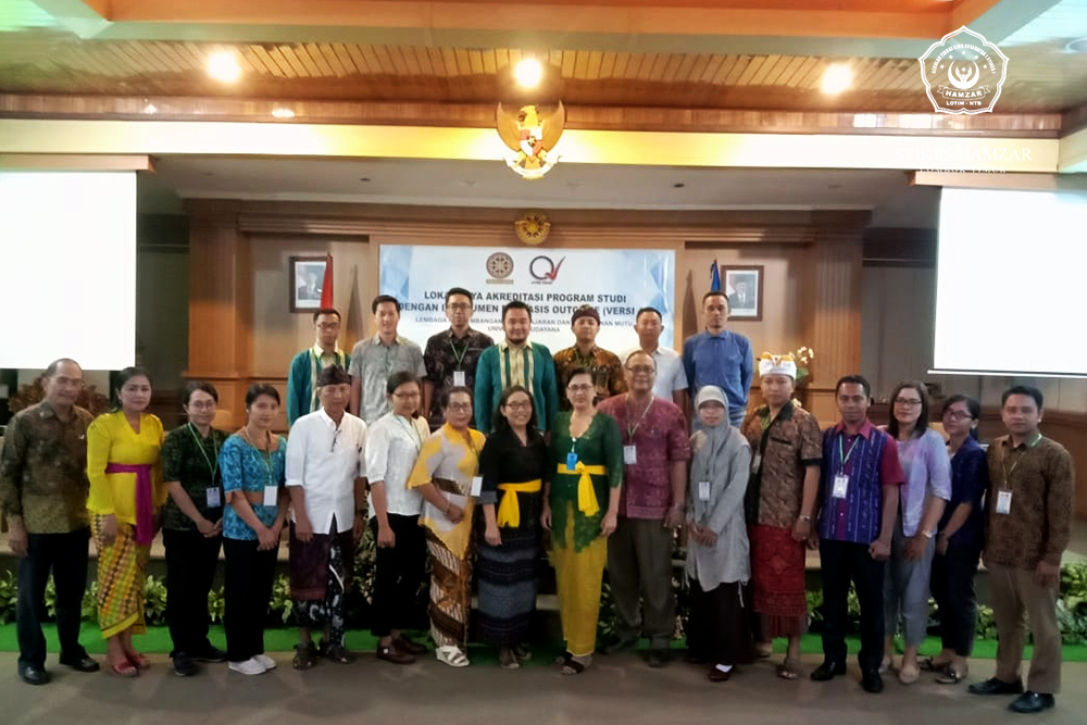 STIKes Hamzar Hadiri Sosialisasi IAP 4.0 di Bali