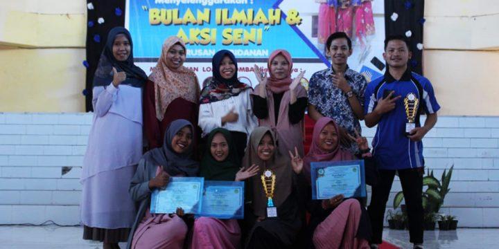 Mahasiswa STIKes Hamzar Borong Piala BIAS 2019