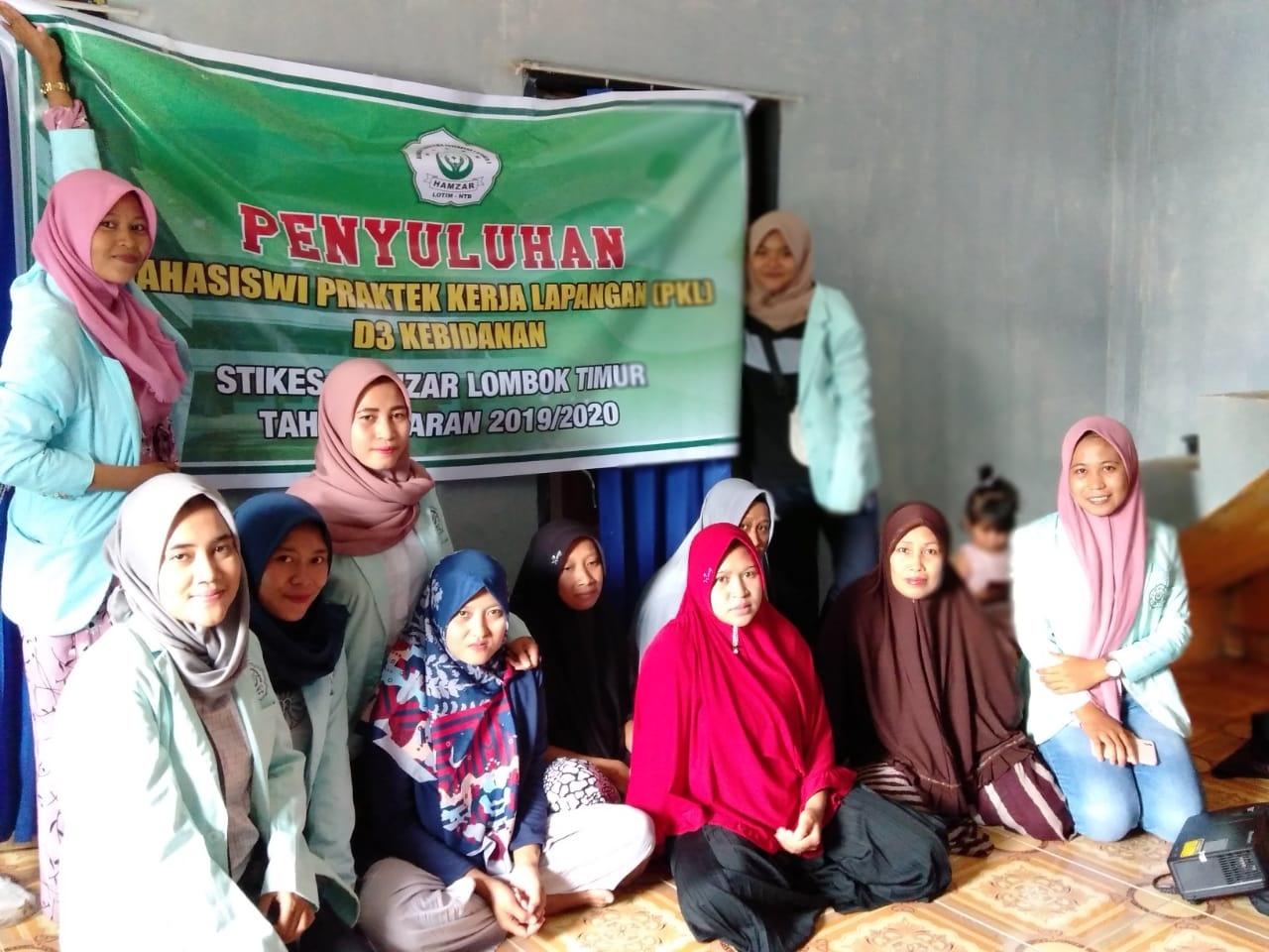 Mahasiswa D3 Kebidanan Selesaikan PKL Komunitas