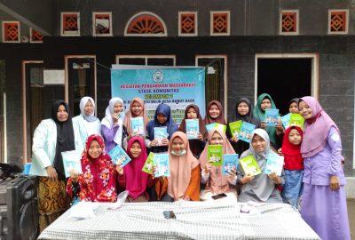Stase Komunitas Mahasiswa Program Profesi Bidan STIkes Hamzar Lombok Timur