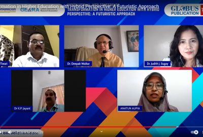 ANATUN AUPIA TANGGAPI DISKUSI JILBAB SAAT JADI PEMBICARA INTERNATIONAL WEB CONFERENCE